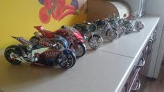 Tin can craft motorcycle by( faisal rizal )