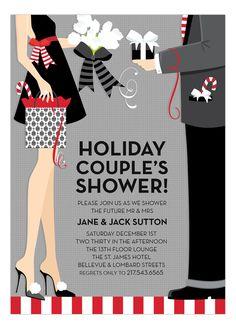 Cute winter theme bridal shower invites couples shower pinterest cute winter theme bridal shower invites couples shower pinterest bridal showers christmas bridal showers and bridal showers filmwisefo