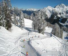 Nassfeld Ski Resort - Hermagor, Austria