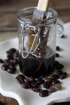Zelf koffie smaakstof maken Mousse, Homemade Food, Meat, Dips, Mocha, Sauces, Moose, Dip