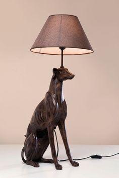 Greyhound Lamp | i love retro