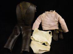 Vintage Sasha Blond Boy Blue Eyed Doll w/ Original Outfit & Wrist Tag in Dolls & Bears, Dolls, By Brand, Company, Character, Sasha   eBay