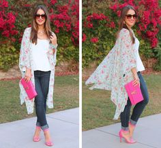 Kimono Blooms + a Nordstrom $500 giveaway!