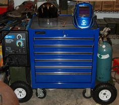 Building a welding cart, looking for ideas & guidance - Page 6 - The Garage Journal Board