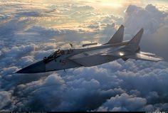 MiG-31BM !