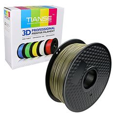 Brave 3d Printer Filament Abs 1.75 Mm 2.2 Lbs Colors Computers/tablets & Networking 3d Printer Consumables