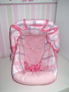 Ein Neuer Bezug Fur Den Puppen Maxi Cosi Puppen Babywagen Autositz