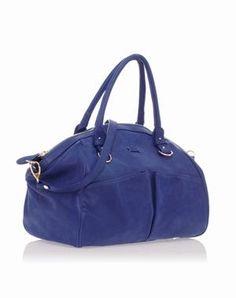 sac bleu de kookaï