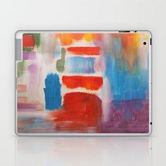 Autumn Dock Laptop & iPad Skin by Morgan Ralston - $25.00
