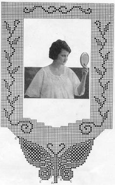 Free Vintage Crochet Yoke Patterns : 1000+ images about Crochet clothes on Pinterest Crochet ...