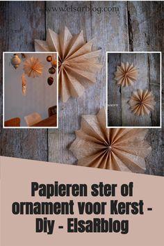 #diy #ster #paper #bakpapier #crafs Diys, Crafty, Paper, Bricolage, Do It Yourself, Diy