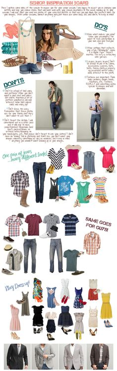 what to wear for senior photos - Google Search