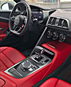 Audi interior The Positive Vibe Movement How to… - Cars and motor Audi A4, Audi R8 V10 Plus, Audi Sport, Sport Cars, Supercars, Audi R8 Interior, Allroad Audi, Auto Volkswagen, Automobile