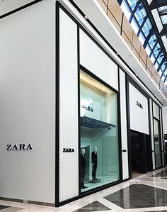 Zara Retail Store, by bokor architecture + interiors  Macquarie Shopping Centre, North Ryde NSW