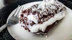 Prepara rulada sultanului, prajituraSaray Sarması, un desert delicios dupa o reteta care garantat nu va da gres! Different Cakes, Tiramisu, Cookie Recipes, Caramel, Bacon, Rolls, Ice Cream, Pudding, Cookies