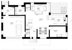 Planos de casas modernas - Part 2