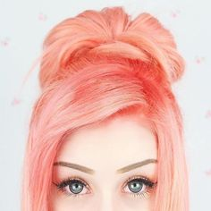 The adorable Pastel Princess Miss @winterholdelf used Arctic Fox Hair colour to create this lovely shade!  Find it here > www.beserk.com.au/arctic-fox