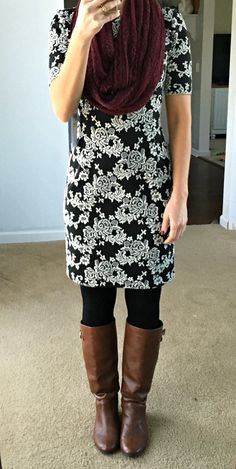 Love the fit and style of the dress.  Just NOT the print.  Want a dress like this fit and style in my next fix.