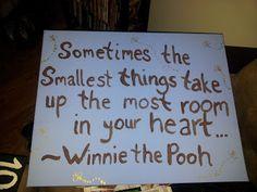 Winnie the Pooh Baby Shower!