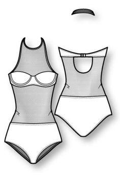 S/S 14 swim & coordinates: key items:
