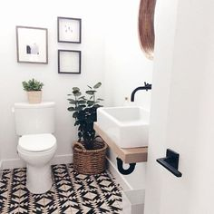 Attractive 70+ Designs of Bathroom Tiles for Small Space - Bathroom tiling can be done by everyone as it is not really difficult skill to learn. Many DIY followers are trying to make up their home starting from bathroom tile. For you who might be interested in DIY tiling for bathroom, we have some tricks that will be useful before you lay the mortars and tiles.#smallbathroom... #smallspacebathroom