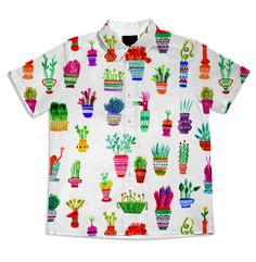 from https://paom.com/products/naughty-plants-blouse/#/size  wow I need this immediately