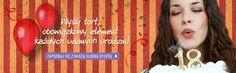 Ile znacie okazji do świętowania w ciągu roku? http://e-torty.pl/blog/2014/08/08/slodkie-chwile/