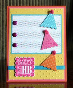Krystal's Cards and More: Stampin' Celebration Inspiration Challenge #50