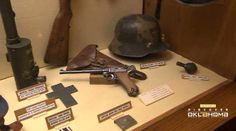 View an impressive array of firearms and related military artifacts from the Revolutionary War to the conflicts in Vietnam at the 45th Infantry Division Museum in Oklahoma City.  Stroll through 15 acres filled with tanks, artillery, aircraft and more.