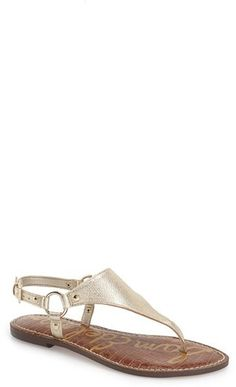 fc4a30d37 Women s Sam Edelman Greta Sandal Leather Sandals