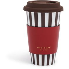 Henri Bendel Iconic Coffee Cup
