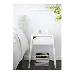 SELJE Éjjeliszekrény - fehér - IKEA