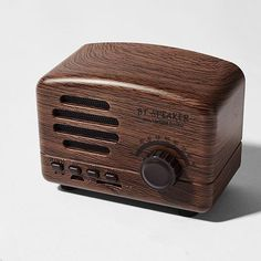 Camping Caravan Tent fun Portable Mini Bluetooth Speaker Wireless Super Bass Music Radio Wood Grain   <   Time is the one thing you can't buy or buy back  www.planetoutrage.co.uk