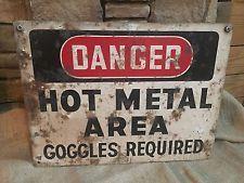 Teen Bunker Video Game Room Vintage Tin Sign