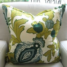 Special Import - Olive Leaves - 60 x 60 - Inside Out Home Boutique - Available in store - Available for order online at www.insideouthb.co.za