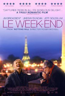 A couple returns to Paris to rejuvenate their love and resuscitate their 40 year marriage. Poignant and uplifting, heartbreaking and harrowing, this movie gives us a back-stage pass on life and partnership. Our hopes and disappointments on who we and our partners are supposed to be coupled with the comfort and security of who they are as well as how others see us takes center stage in this beautifully acted story. Love and life are messy and beautiful.
