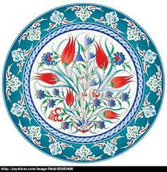 oriental ottoman design twenty-five version