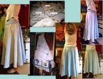4 Panel Circle Skirt