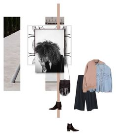 """""""smoke and mirrors"""" by cloud-walker ❤ liked on Polyvore featuring Zara, Maison Margiela and GRACE Atelier De Luxe"""