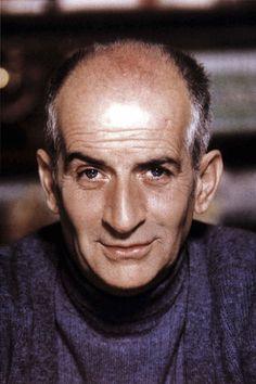 Louis de Funes  ( né le 31 Juillet 1914 à Courbevoie - † 27 le Janvier 1983 à Nantes)