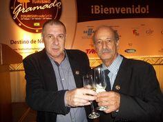 Miguel Luiz Medeiros, Revista Quasar Turismo e Zanir Coelho.