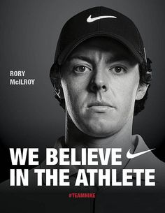 Rory McIlroy se une a Nike Golf