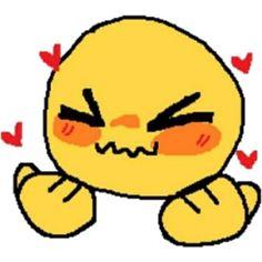 Emoji Drawings, Emoji Images, Cute Icons, Cute Faces, Custom Stickers, Memes, Funny Emoji, Random, Frases