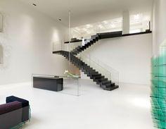 Glasitalia headquarters by Piero Lissoni flawless