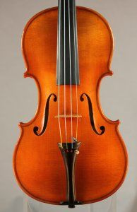 1945 Rene Morizot Violin is available for trial and purchase.