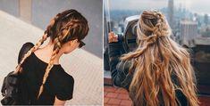 tumblr-gorls-hair.jpg (986×499)  Это же так круто... Особенно два колоска... И красиво и волосы не мешают..