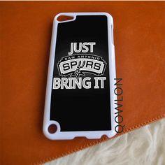 San Antonio Spurs Just Bring It iPod Touch 5 | 5TH GEN Case