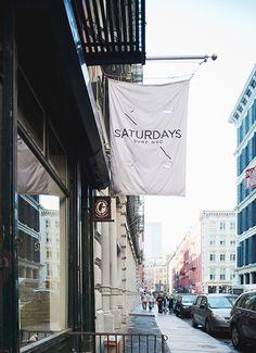 Saturdays NYC- Crosby Street - New York - Cereal