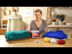 Intro: Vorstellung des Kurses Raglan von oben: Pullover stricken - YouTube