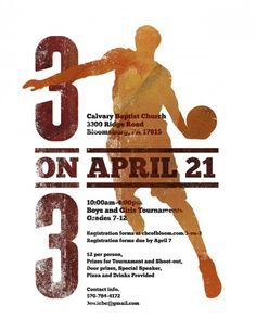 basketball tournament poster - Google Search
